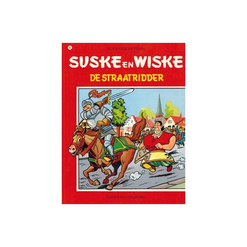 Suske & Wiske  083 De straatridder