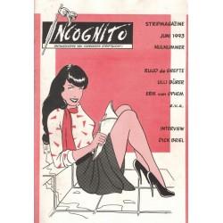 Incognito 0 1e druk 1993