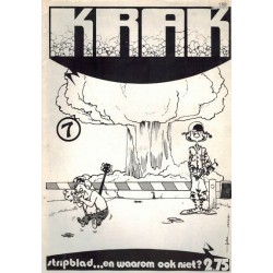 Krak 07 1e druk 1978