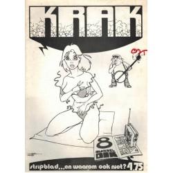 Krak 08 1e druk 1978