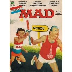 Mad 115 1e druk 1980