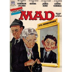 Mad 112 1e druk 1980