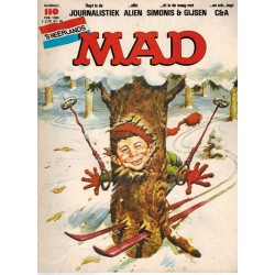 Mad 110 1e druk 1980