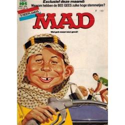 Mad 105 1e druk 1979