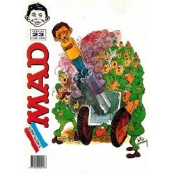 Mad Het mafste uit Mad 23 Hoe leger hoe voller 1e druk 1998