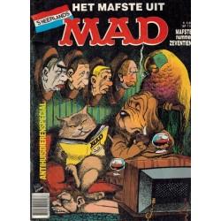 Mad Het mafste uit Mad 17 Antihuisdieren 1e druk 1990