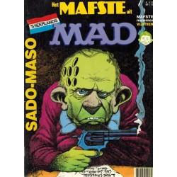 Mad Het mafste uit Mad 15 Sado-maso 1e druk 1989