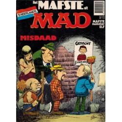 Mad Het mafste uit Mad 11 Misdaad 1e druk 1987
