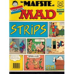 Mad Het mafste uit Mad 06 Strips 1e druk 1984