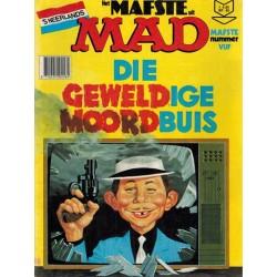 Mad Het mafste uit Mad 05 Die geweldige moordbuis 1e druk 1984