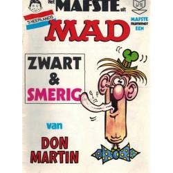 Mad Het mafste uit Mad 01 Zwart & smerig 1e druk 1982