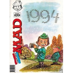 Mad 259 1e druk 1993