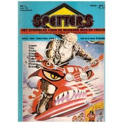 Spetters 02 1e druk 1981