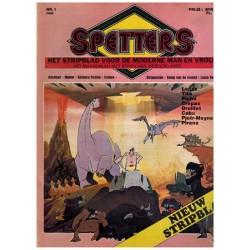 Spetters 01 1e druk 1981