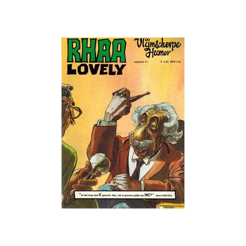 Rhaa Lovely 11 1e druk 1983