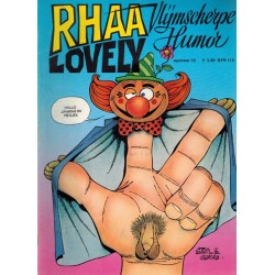 Rhaa Lovely 10 1e druk 1983