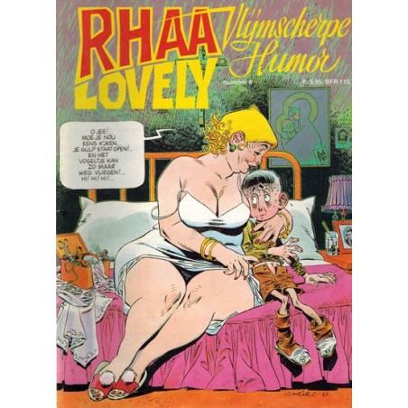 Rhaa Lovely 08 1e druk 1983