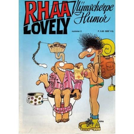 Rhaa Lovely 02 1e druk 1982