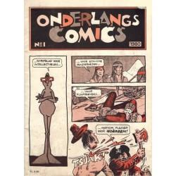 Onderlangs comics 1e druk 1980