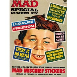 Mad USA Special 06 1972