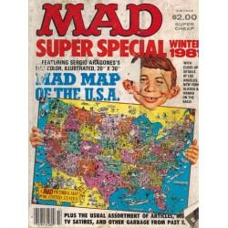 Mad USA Super special 37% 1981 Winter