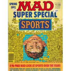Mad USA Super special 38 1982 Sports