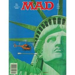 Mad USA 252 1e druk 1985