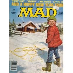 Mad USA 245 1e druk 1984