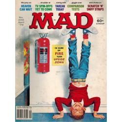 Mad USA 206 1e druk 1979