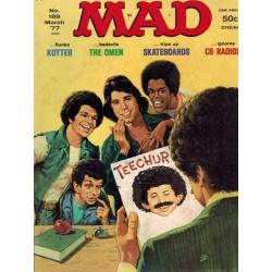 Mad USA 189 1e druk 1977