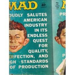 Mad USA 151% 1e druk 1972