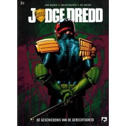Judge Dredd NL 01 De geschiedenis van de gerechtigheid 2 (2)
