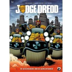 Judge Dredd NL 01 De geschiedenis van de gerechtigheid 1 (2)