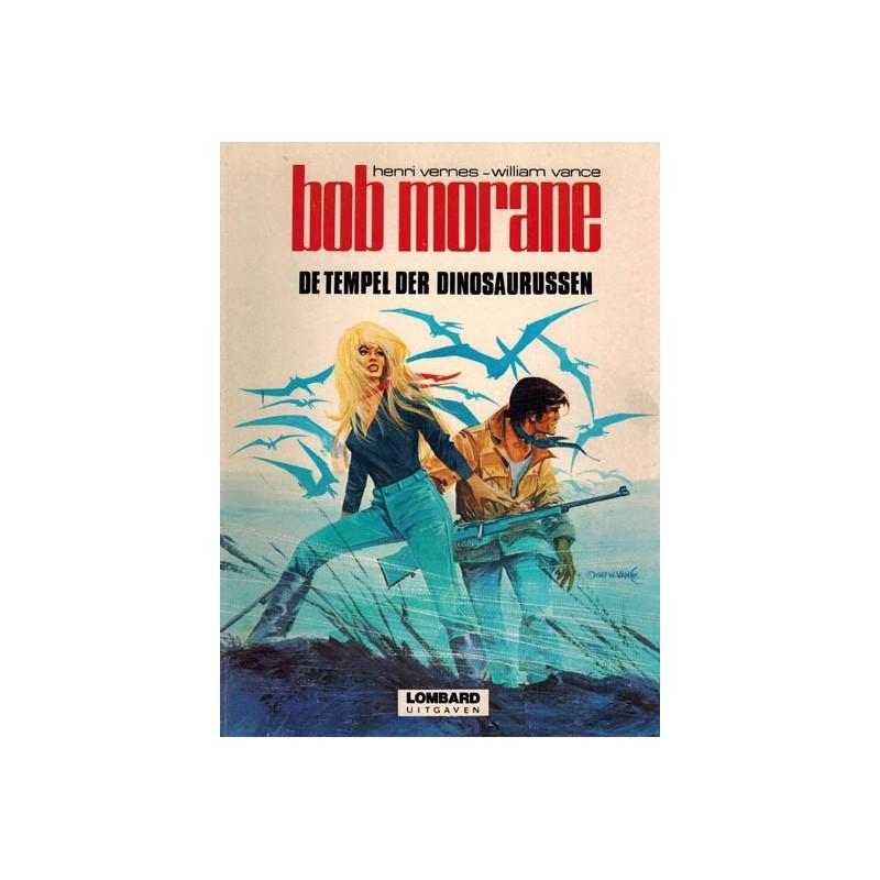 Bob Morane 05 De tempel der dinosaurussen herdruk 1978