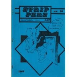 Strip Pers 39 1e druk 1982
