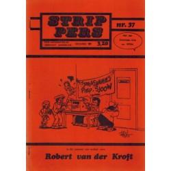 Strip Pers 37 1e druk 1981