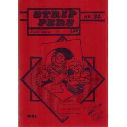 Strip Pers 32 1e druk 1981
