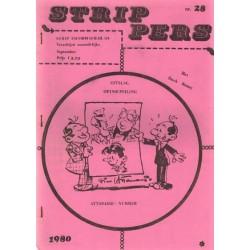 Strip Pers 28 1e druk 1980