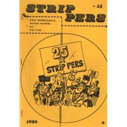 Strip Pers 25 1e druk 1980