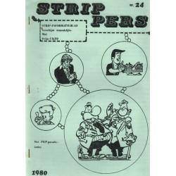 Strip Pers 24 1e druk 1980