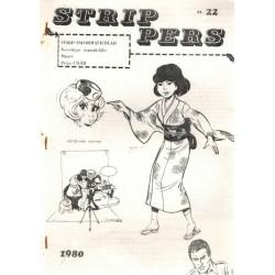 Strip Pers 22 1e druk 1980