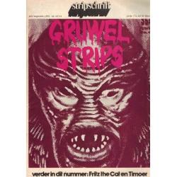 Stripschrift 043/044 1e druk 1972