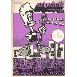 Stripschrift 033/034 1e druk 1971