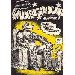 Stripschrift 027/028 1e druk 1971