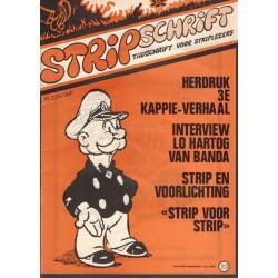 Stripschrift 023 1e druk 1970