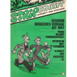 Stripschrift 022 1e druk 1970