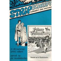 Stripschrift 020 1e druk 1970 met bijlage Prins Valiant Aanval op de Neveleilanden
