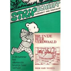 Stripschrift 018 1e druk 1970 met bijlage Bruintje Beer Verdwaald