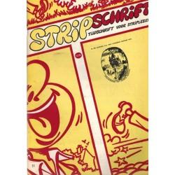 Stripschrift 011 1e druk 1969 [zonder bijlage]