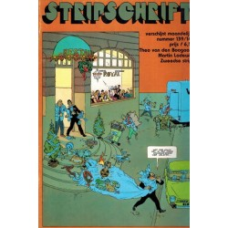Stripschrift 139/140 1e druk 1980